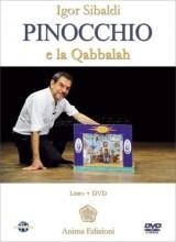 Pinocchio e la Qabbalah - DVD Book Cover