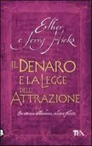 Il Denaro e la Legge dell'Attrazione Book Cover