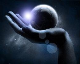 l'Universo è stato creato per te