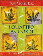 I Quattro Accordi Book Cover