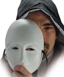la maschera dell'ego