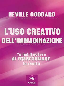 L'uso creativo dell'immaginazione Book Cover